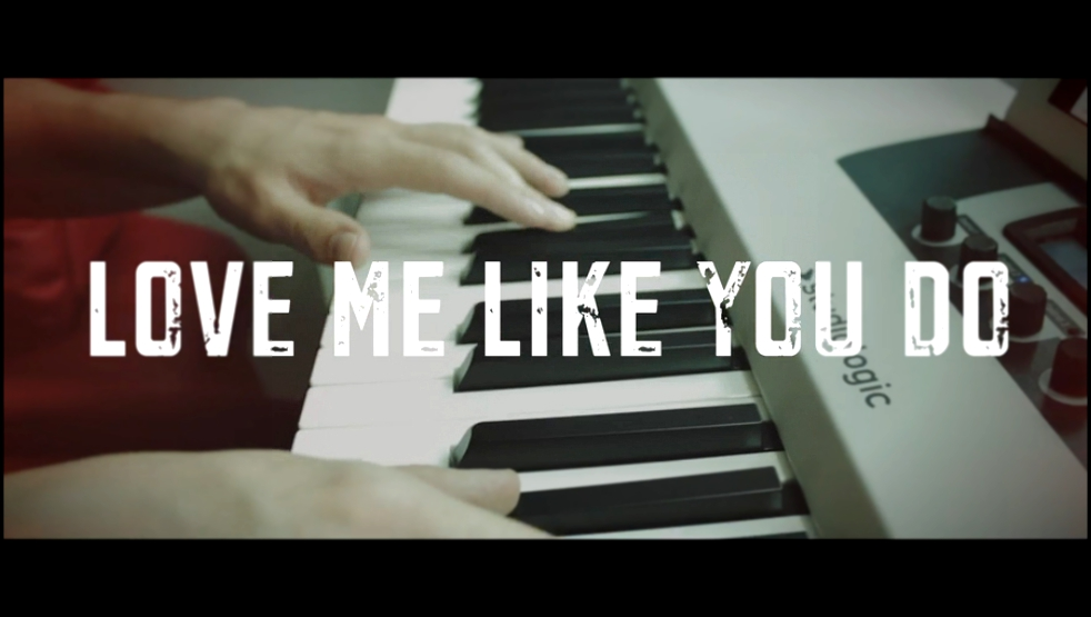 Видеоклип DVKmusic - LOVE ME LIKE YOU DO (Ellie Goulding cover)