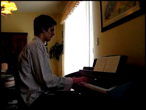 Видеоклип Love the Way You Lie - Rihanna (piano)