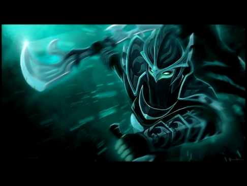 Видеоклип This is PHANTOM ASSASSIN baby (Dota 2)