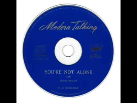 Видеоклип Modern Talking - You are not alone REMIX