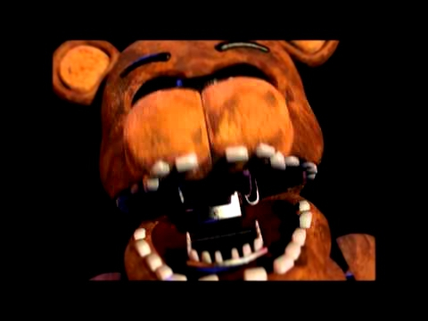 Видеоклип Все скримеры Five Nights at Freddy's 1,2,3 ►All Jumpscares - Freddy,Bonnie,Chica,Foxy,Springtrap