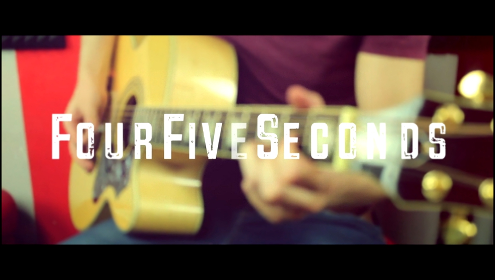 Видеоклип DVKmusic - FourFiveSeconds (Rihanna And Kanye West And Paul McCartney cover)