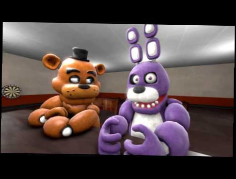 Видеоклип SFM| Madness of colours | Roomie - Five Nights At Freddy's 3 song