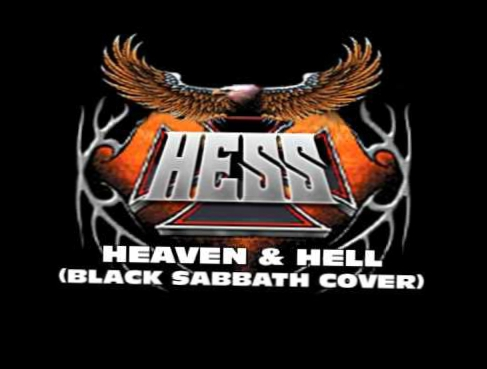 Видеоклип heaven & hell (black sabbath cover) by HESS