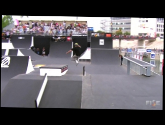 ROLLER - FISE World Montpellier 2013