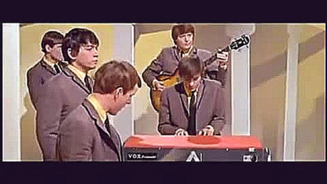 Видеоклип The Animals - House of the Rising Sun