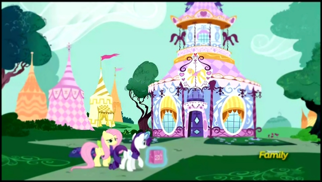 Видеоклип My Little Pony: Friendship Is Magic S06 E11 Рус. Озв. Jade & Трина Дубовицкая & ALEKS KV