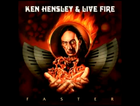 Видеоклип Ken Hensley &  Live Fire - Set Me Free (From Yesterday)