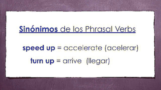 Видеоклип English Phrasal Verbs Course Part 1