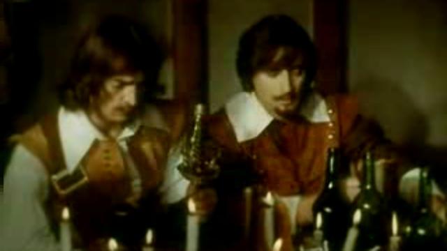 Песни из кинофильма д артаньян и три мушкетера скачать