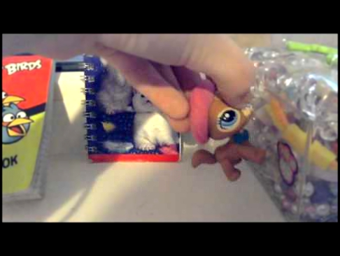 Видеоклип ~Littlest Pet Shop~ FROZEN/За окном уже СУГРОБЫ..
