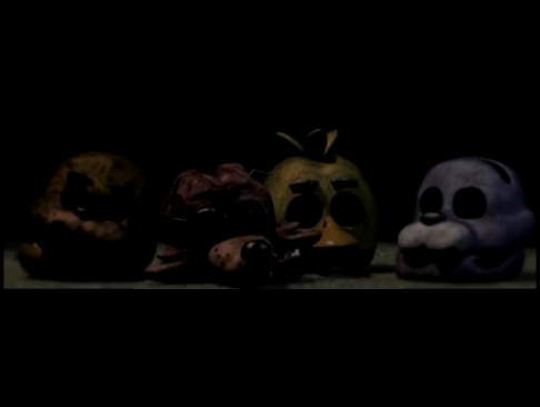 Видеоклип All Five Nights At Freddy's JUMPSCARES FNAF, FNAF 2, FNAF 3, FNAF 4,