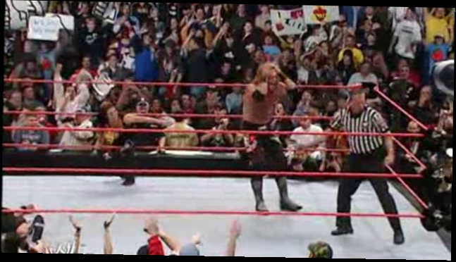 Видеоклип [#My1] WWE New Year's Revolution 08.01.2006 -  Edge Vs. John Cena