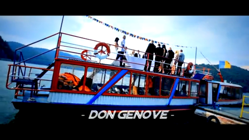 Видеоклип Don Genove - Davay, Do Svidaniya! (Official Music Video 2014)