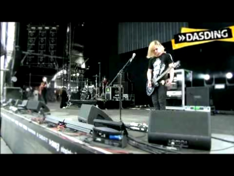 Видеоклип Chemicals - Love And Death (Live at Rock Am Ring 2013)