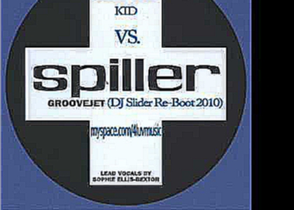 Видеоклип Abel The Kid vs. Spiller - In My Groovejet (DJ Slider Re-Boot 2010)