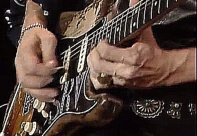 Видеоклип Stevie Ray Vaughan And Double Trouble 'One Night In Texas' Live 1989