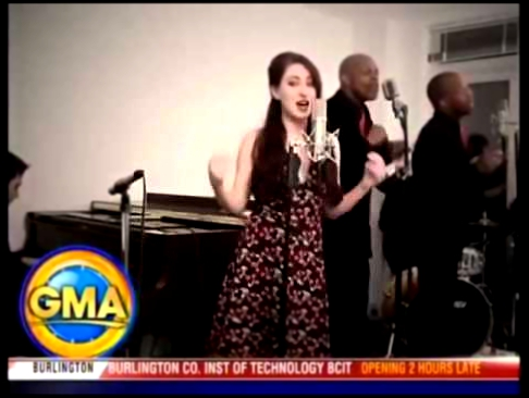Видеоклип Post Modern Jukebox Timber Vintage 1950's Doo Wop Pitbull Ke$ha Cover on GMA