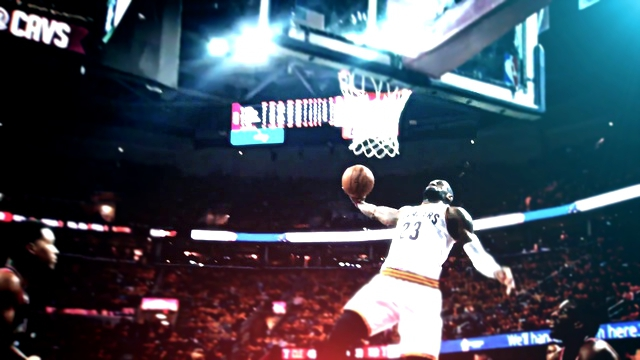 Видеоклип LeBron James - The Rebirth (2016 Playoffs Mix)
