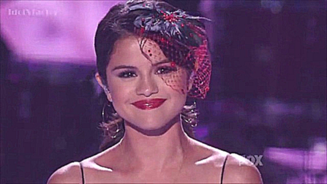 Видеоклип Selena Gomez – Love You Like A Love Song (Live at Teen Choice Awards 2011)