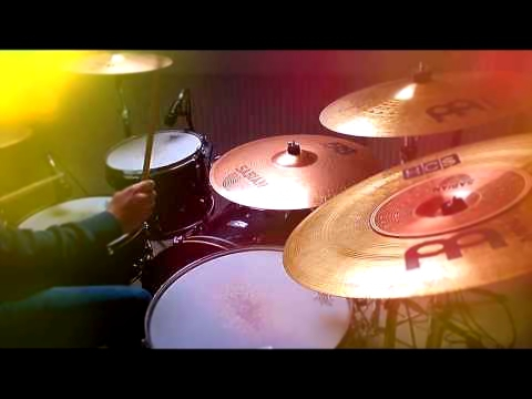 Видеоклип Timber - Tyler Ward ft. Alex G - Drum cover (Pitbull ft. Kesha)