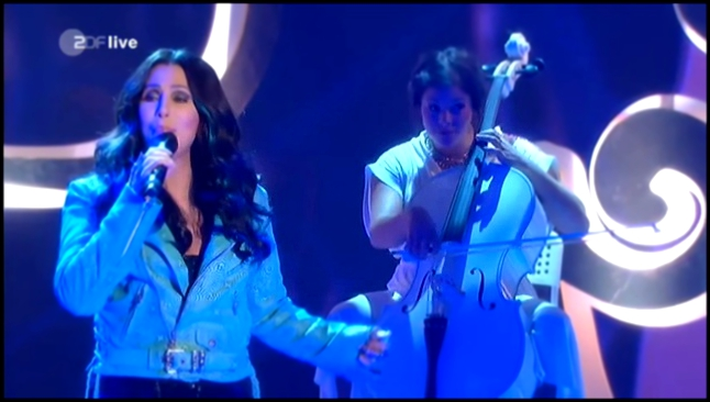 Видеоклип Cher - I Hope You Find It - LIVE - 05.10.2013