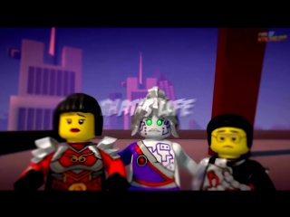 Видеоклип FIVE NIGHTS IN NINJAGO 3 AMV (It's Time To Die) - DAGames - LEGO® Ninjago Parody! - FNAF 3 SONG.