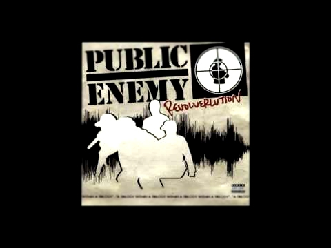 Видеоклип Public Enemy - Revolverlution