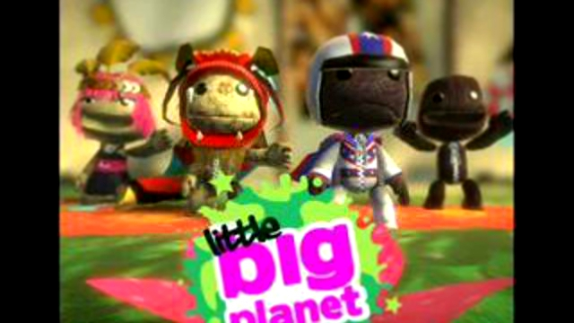Видеоклип Little Big Planet - Main Theme