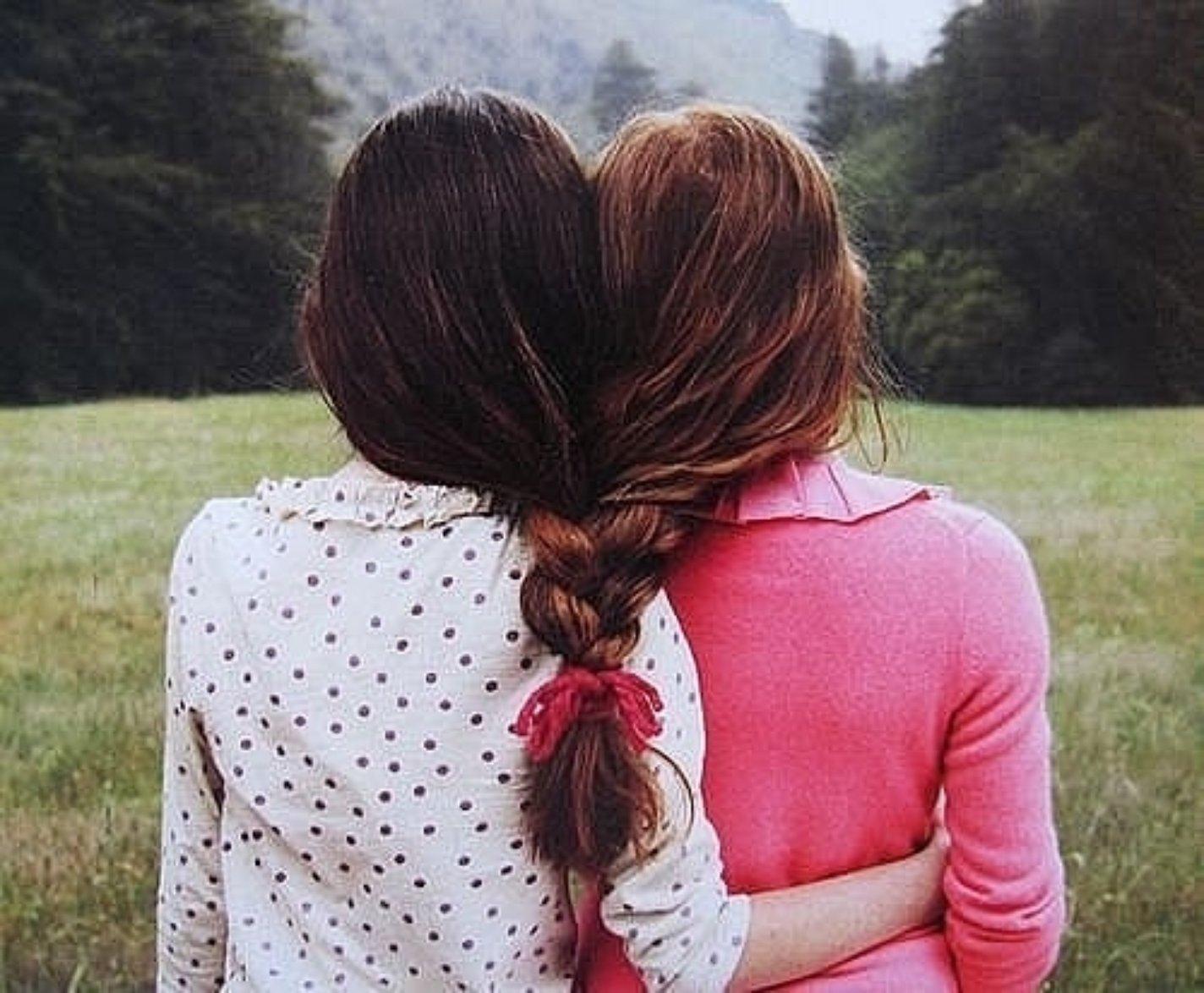 Я и моя маленькая сестричка 11 фотография