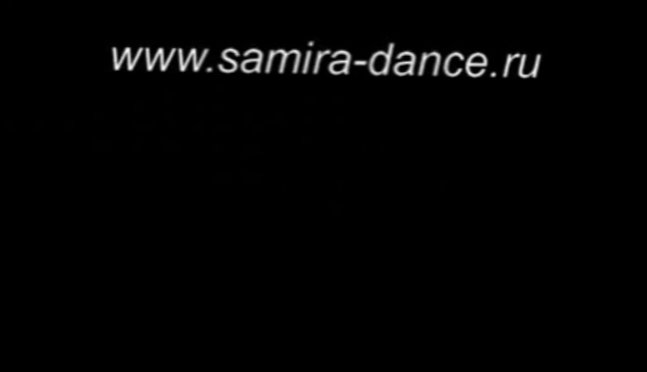 Видеоклип Samira (russian bellydancer) - demo DVD - solo tabla - 2009