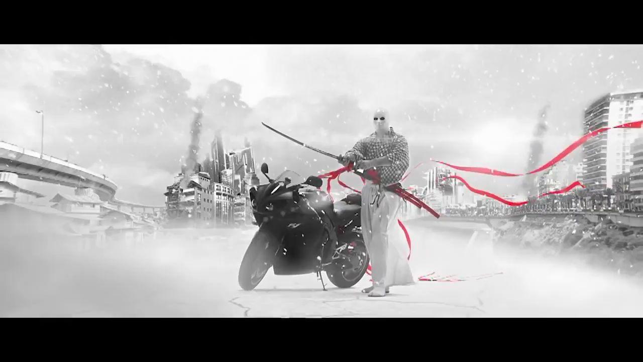 баста и гуф одинокий самурай скачать