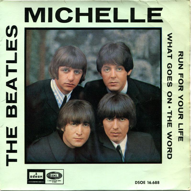 Beatles скачать michelle.