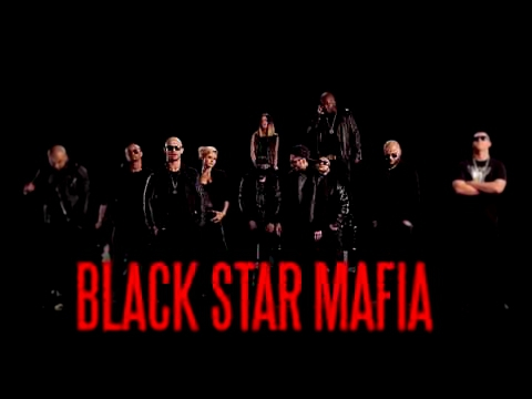 Видеоклип BlackStarMafia - Туса ( Минус by Monster ft AIrClyde Production )
