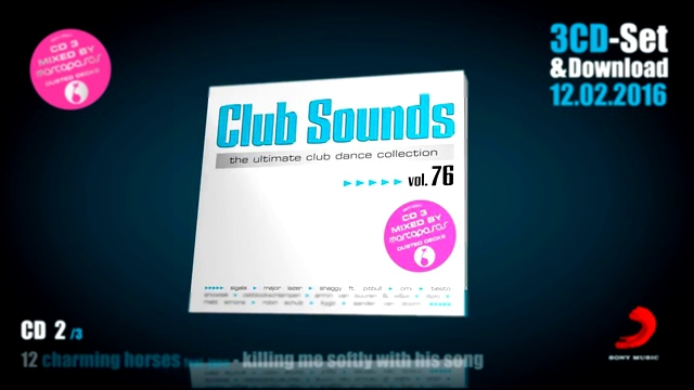 Видеоклип Club Sounds Vol.76 (Official Minimix)