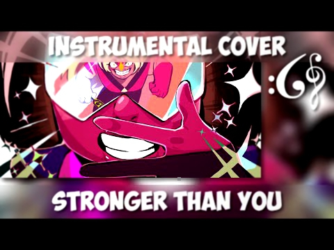 Видеоклип Steven Universe - Stronger Than You (Alex376 Instrumental Cover)