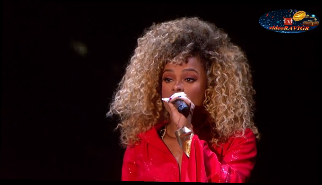 Видеоклип Fleur East feat. Little Mix - Medley: Black Magic & Sax. The X Factor UK 2015