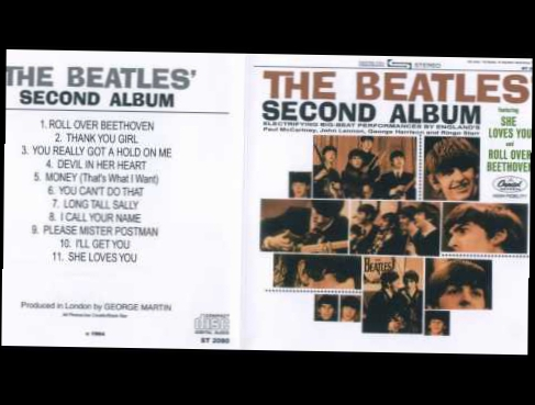 Видеоклип The Beatles' Second Album (The U.S. Album)