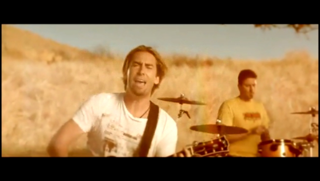 Видеоклип Nickelback - When We Stand Together