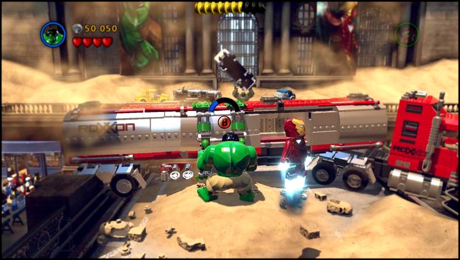 Lego Marvel Super Heroes İndir - FULL PC - Full