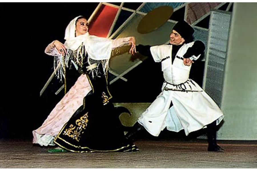 Танцевальные песни кавказа скачать