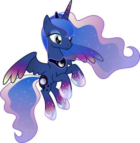фото пони май литл пони луны