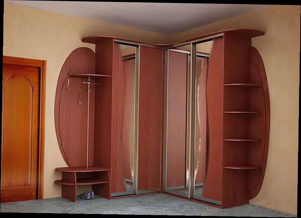Встроенный шкаф купе в прихожую г. Чита, компания 1001 шкаф.