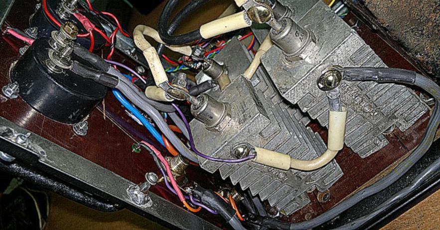 Пускозарядное устройство 12 вольт своими руками