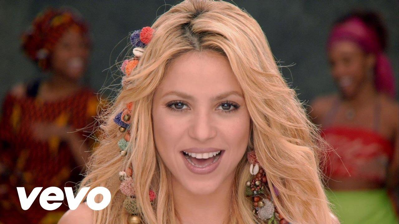 Shakira waka waka mp3 free download english version.