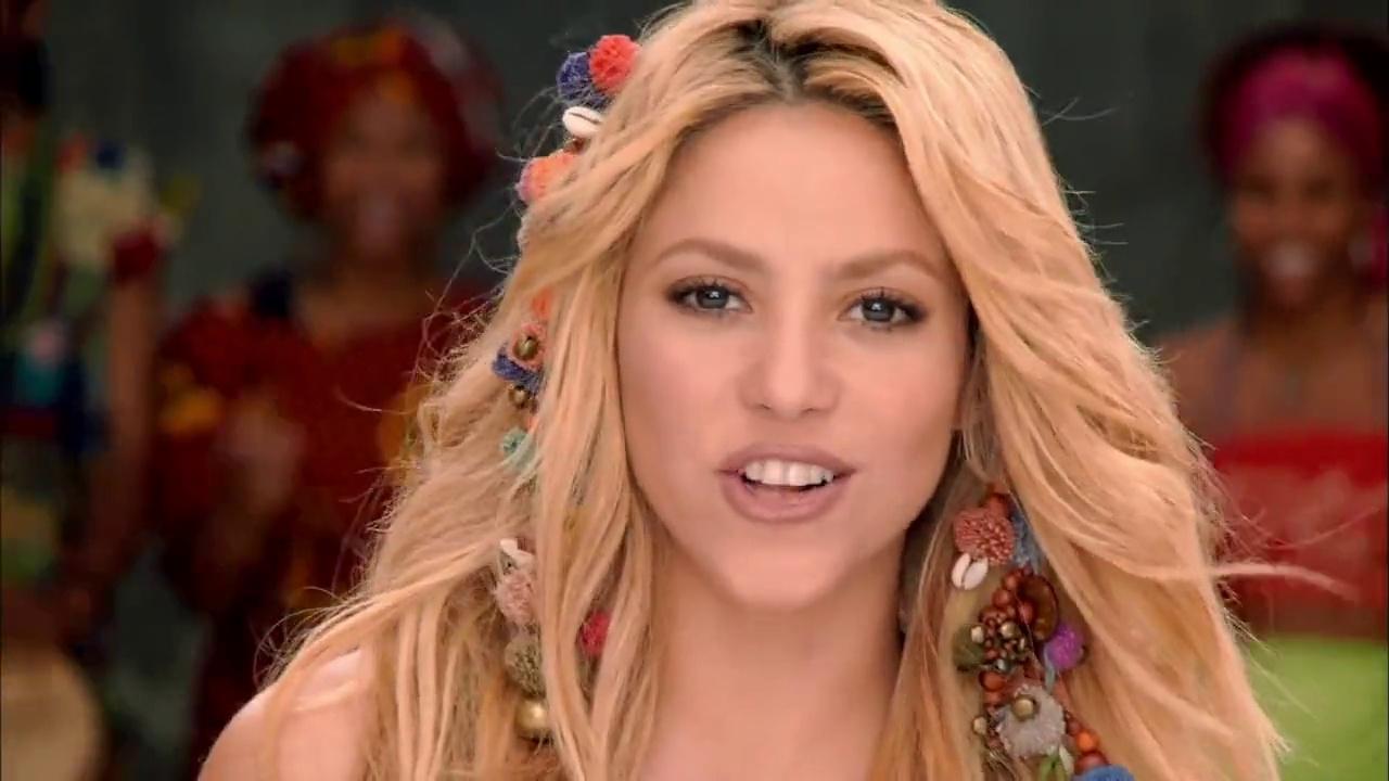Шакира ла ла ла клип 20 фотография