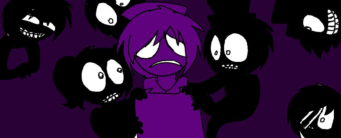 Purple FNaF Song слушать в мп3