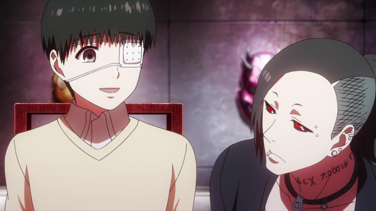 Токийский гуль 2 сезон смотреть онлайн все серии.