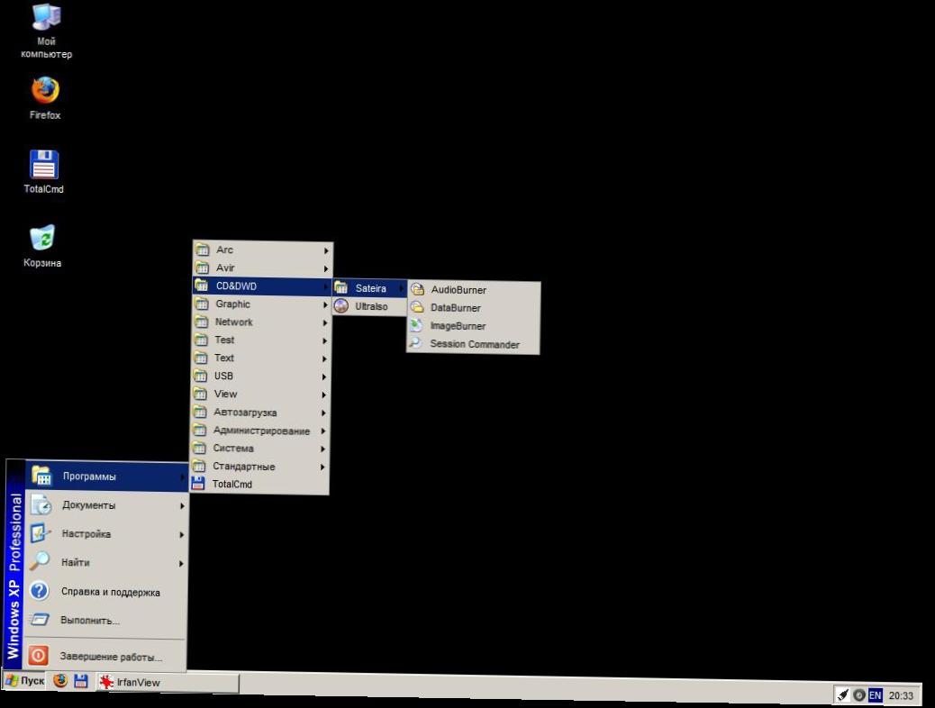 Как сделать свою windows live cd